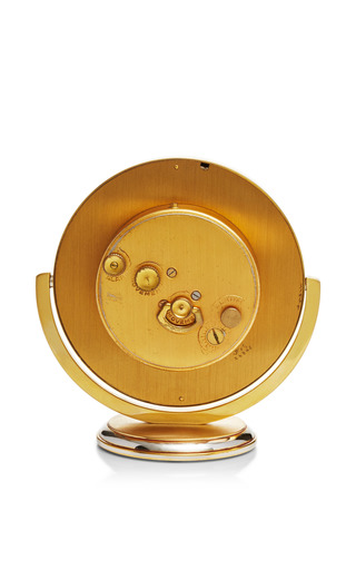 Vintage Tiffany & Co Small Round Clock by FOUNDWELL Now Available on Moda Operandi