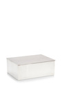 Vintage Tiffany & Co Small Sterling Silver Box by FOUNDWELL Now Available on Moda Operandi