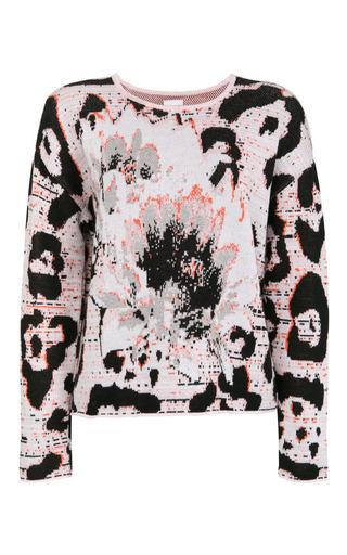 Medium lala berlin print casper jumper