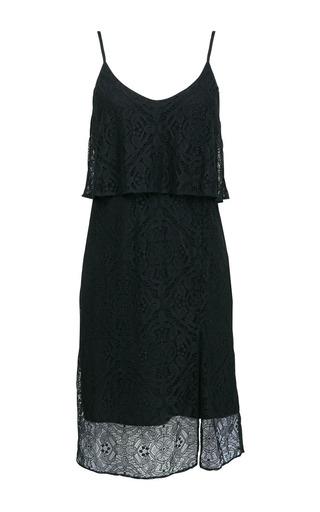 Medium lala berlin black martha lace dress