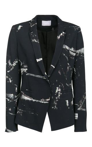 Medium lala berlin black adina dunes blazer