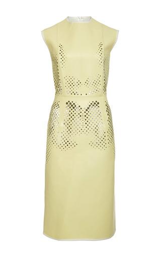 Medium ioana ciolacu yellow pollen dress