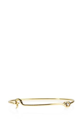 Thin Hook Bracelet by JANIS SAVITT for Preorder on Moda Operandi