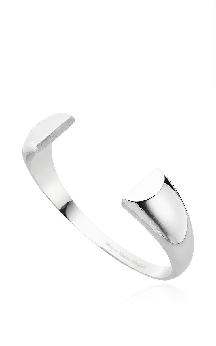 Silver Chevaliere Split Bracelet Maison Martin Margiela M3UCV7eBh