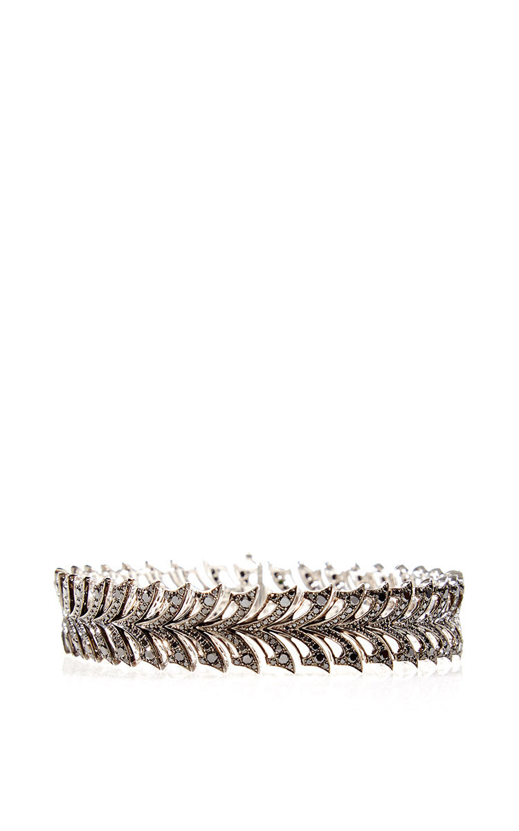 Magnipheasant Pave Small Bracelet