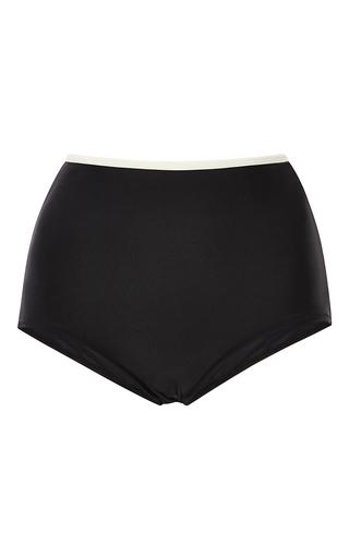 Medium solid striped black mo exclusive the bridget black bottom