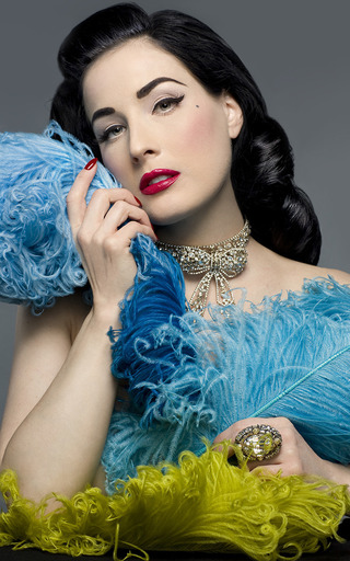 Medium if only experiences for good multi private burlesque show with dita von tesse