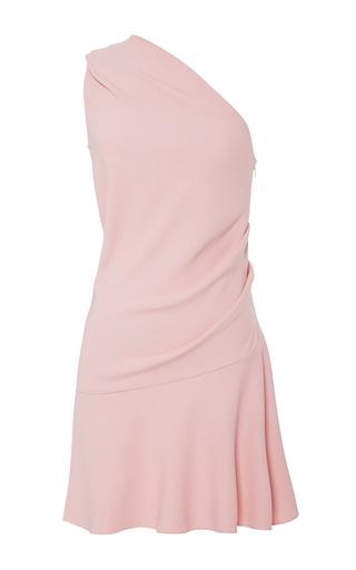 Medium cushnie et ochs pink stretch cady desert rose dress