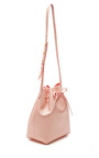 Large Bucket Bag In Rosa With Rosa Interior by MANSUR GAVRIEL Now Available on Moda Operandi