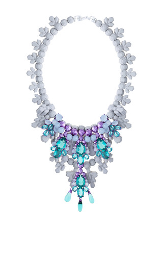 Medium ek thongprasert multi arabesque necklace 2