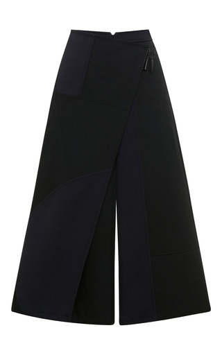 Medium opening ceremony black tatum bonded utility pant in black