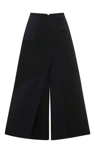 Medium opening ceremony black tatum bonded utility pant in black