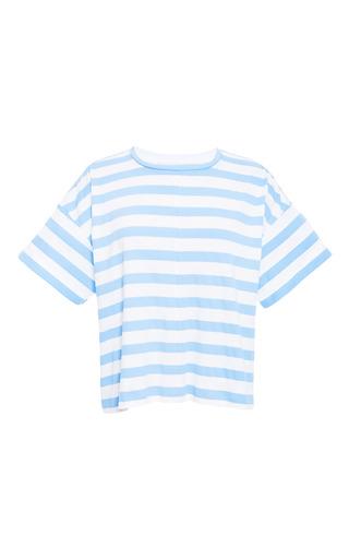 Medium tanya taylor stripe bert stripe jersey tee