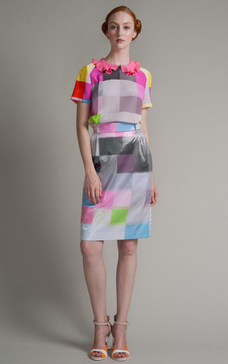 Medium preen multi amelie dress