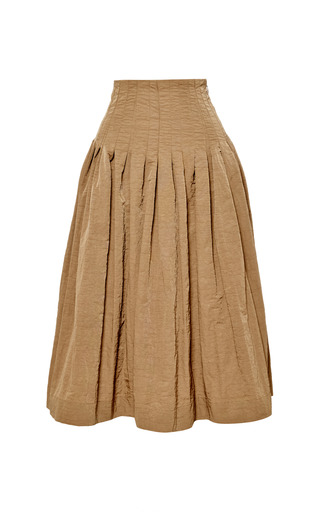Medium brock brown gracchio sea skirt