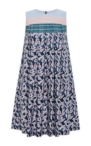 Medium suno stripe marker batik stripes dress 2