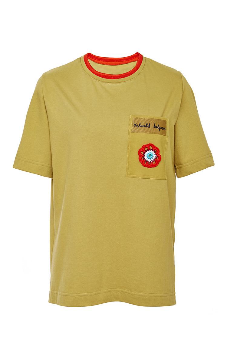 a2a20f2c Single Pocket T-Shirt by Ostwald Helgason   Moda Operandi