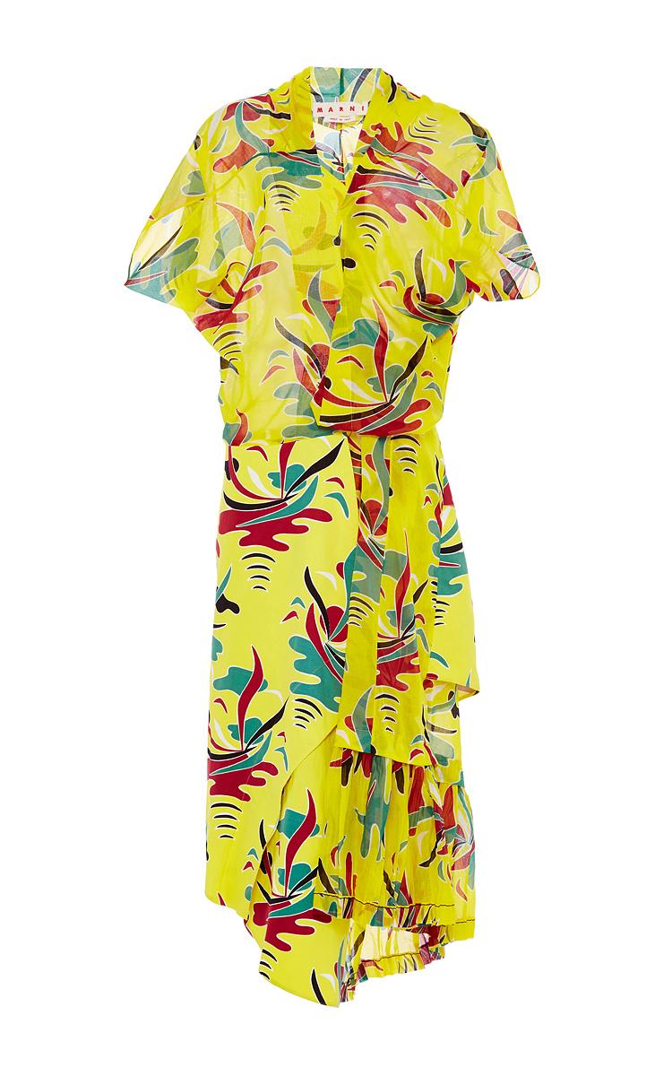 Short Sleeve Dress Marni zPlcSKO7LX