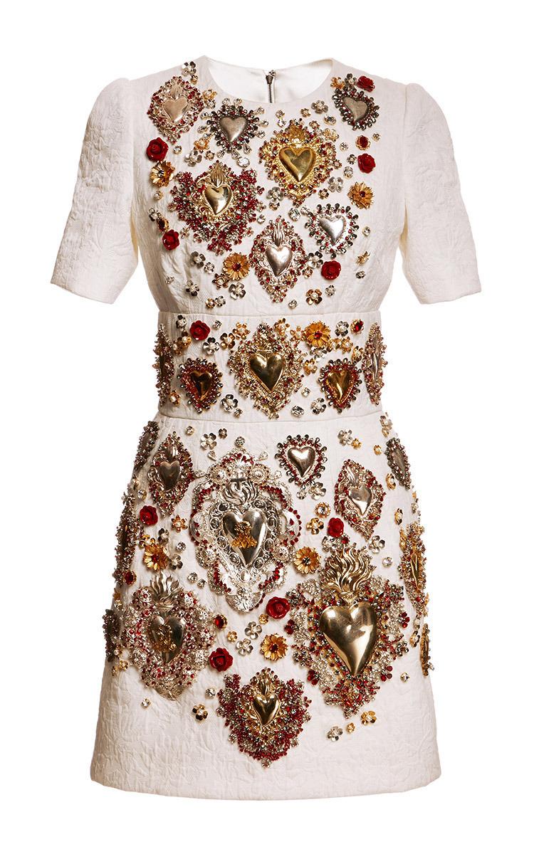 Dolce & Gabbana Heart Embellishe... discount 100% guaranteed 66vESJ