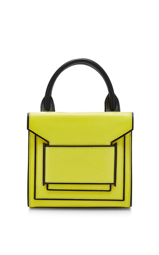 Medium pierre hardy yellow jane bag in yellow