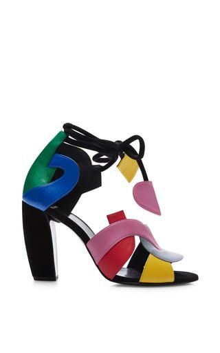 Medium pierre hardy multi atelier heel in multicolor
