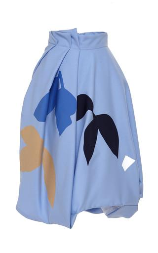 Medium jonathan saunders blue sky blue francis skirt