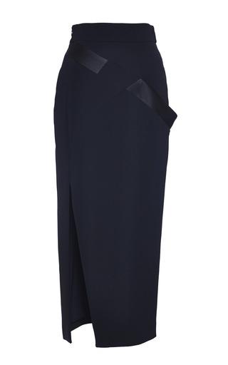 Medium antonio berardi black black long pencil skirt
