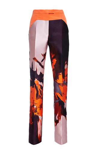 Medium antonio berardi orange light orange pant with baschina