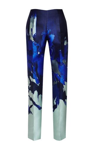 Medium antonio berardi blue electric blue tailored trouser