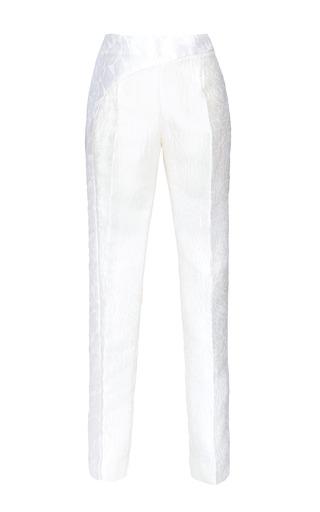 Medium antonio berardi white off white wide leg pant