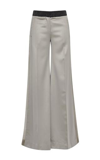 Medium mary katrantzou brown fellafille trousers in khaki