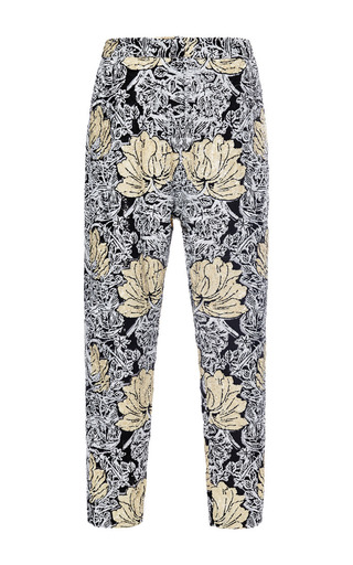 Medium no 21 multi paillette paul pant