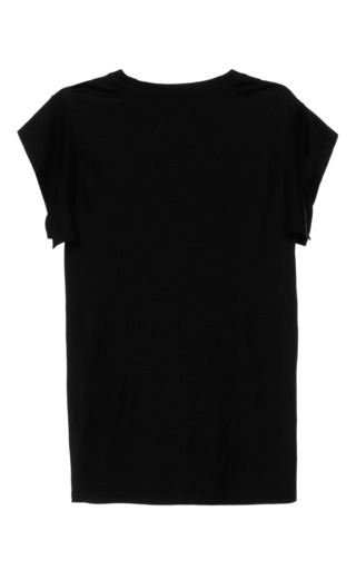 Medium isabel marant black tee chic felipe tee shirt in black