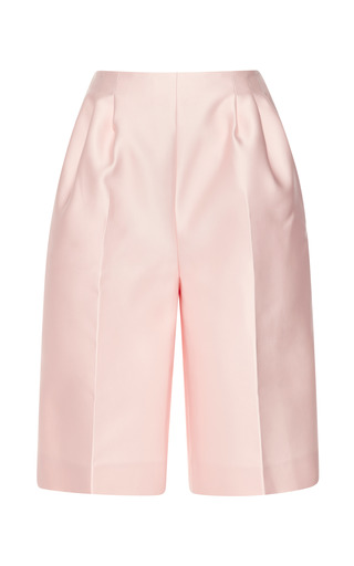 Medium emilia wickstead pink pink duchess shorts