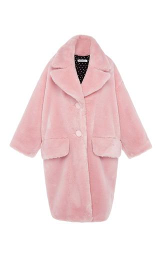 Medium vivetta pink granpa coat 2