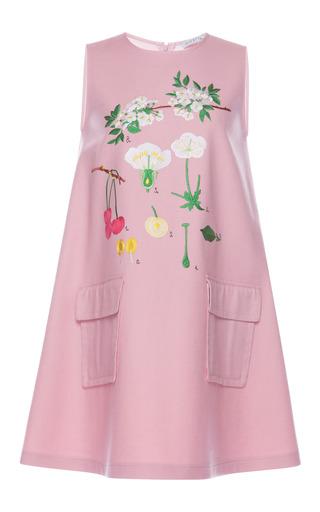 Medium vivetta pink garden charlie dress