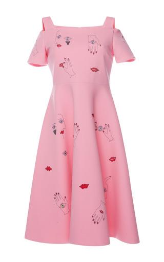 Medium vivetta pink tulip anemone dress