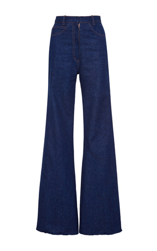 Medium natasha zinko blue denim flared jeans