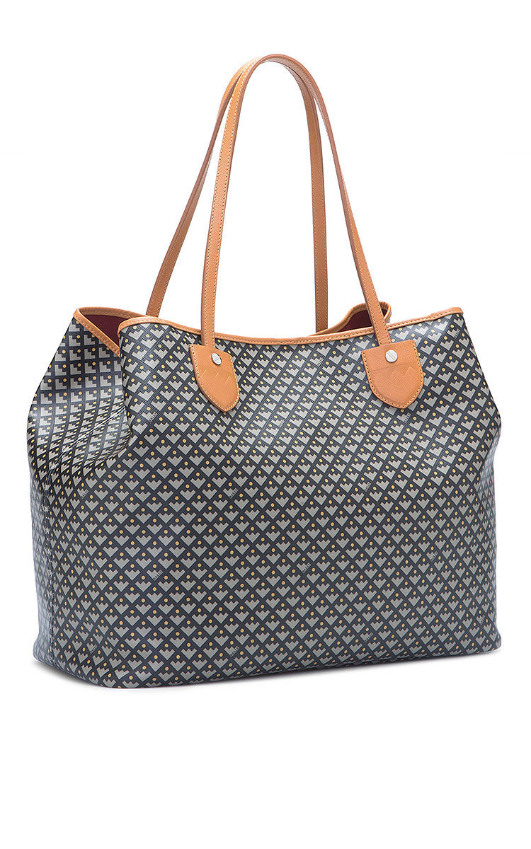 4777b55af546 Coated Canvas Tote Large | Stanford Center for Opportunity Policy in ...