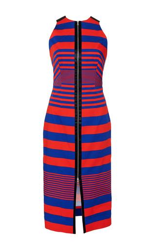 Medium josh goot multi harness pencil dress
