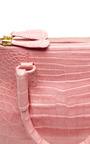 Mini Crocodile Handbag by NANCY GONZALEZ Now Available on Moda Operandi