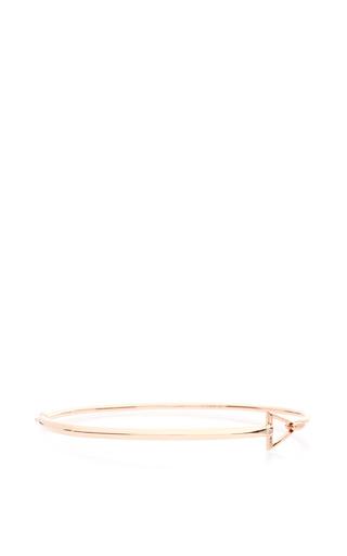 Medium eva fehren gold the arrow bracelet