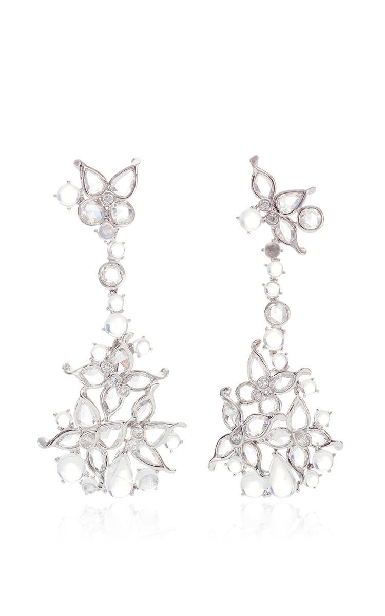 Rose Cut Diamond Earrings This Trunkshow Has Ended Close Full Screen
