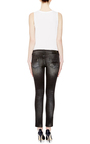Kate Distressed Low Rise Skinny Jeans by R13 Now Available on Moda Operandi
