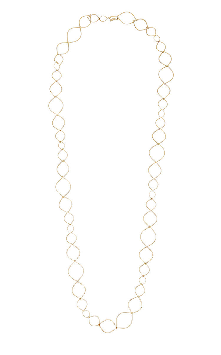 Jamie Wolf 18k Aladdin Chain-Link Necklace 3AhUOP5i