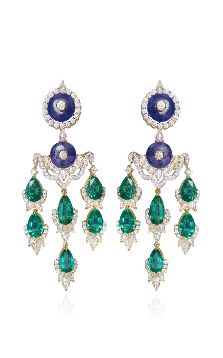Farah Khan Fine Jewelry Trunkshow Moda Operandi