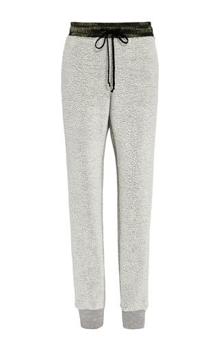Medium rhie dark grey french terry drawstring sweatpants