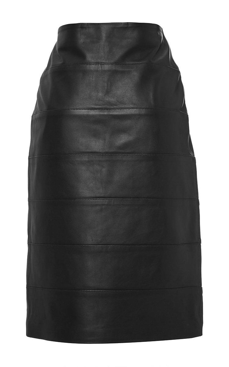 4e80d0717d Leather Skirt by Sonia by Sonia Rykiel | Moda Operandi
