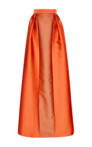 Medium sophia kah orange lauren skirt