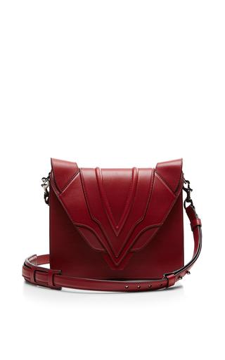 Medium elena ghisellini pink luli g sensua medium flap bag